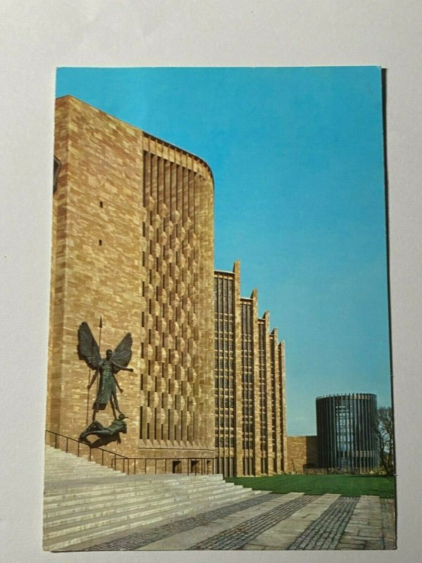 UNUSED PICTURE POSTCARD - COVENTRY CATHEDRAL   (KK2274)