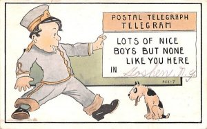 Postal Telegraph in Goshen, New York