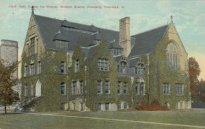 CLEVELAND, Ohio, 1900-10s; Clark Hall, College for Women, Western Reserve Univ.