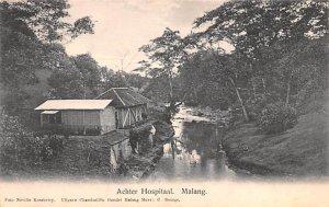 Achter Hospitaal Malang Indonesia, Republik Indonesia Unused