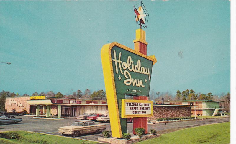 Holiday Inn, LUMBERTON, North Carolina, 40-60´