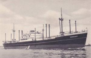 M.V. Sommelsdyk Holland-America Line, Steamer, 10-20s