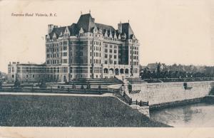 Empress Hotel, Victoria, B.C., Canada , 00-10s
