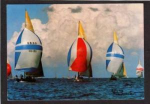 Regata Racing Boats Costa Smeralda SARDEGNA ITALY PC