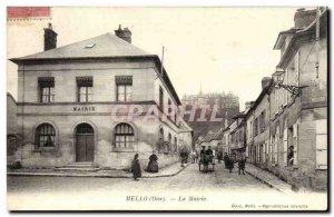 Mello Postcard Old City Hall