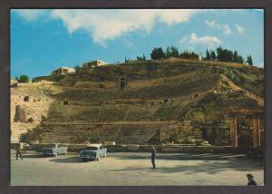 The Roman amphitheatre - Amman Jordan - Unused 1960s