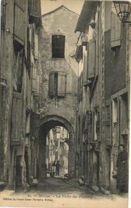 CPA Millau - La Porte du Voultre (160875)