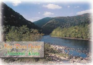New River Gorge National River WV West Virginia