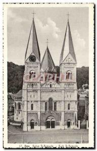 Postcard Old Church St Remacle Spa Kerk St Remecle