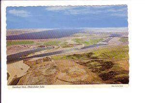 Gardiner Bam, Biefenbaker Lake, Coteau Creek Power Stetion,  Saskatchewan
