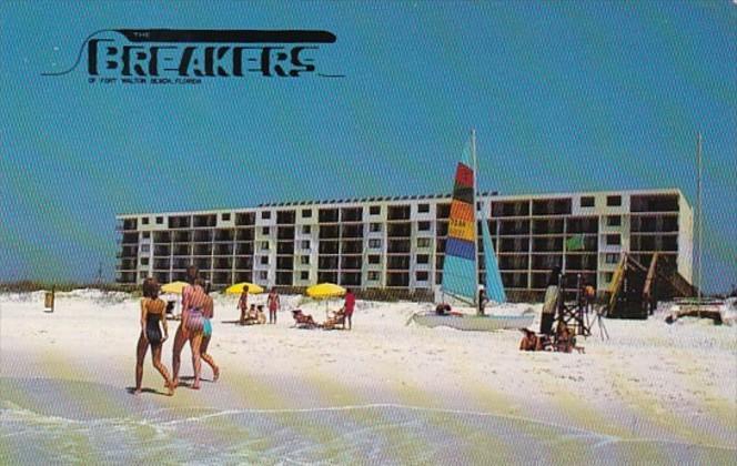 Florida Fort Walton Beach The Breakers Santa Rosa Boulevard