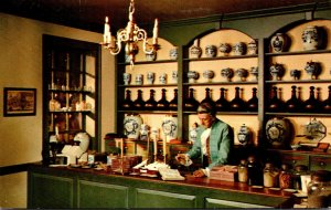 Virginia Williamsburg The Apothecary Shop