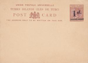 Postal card 1d , 1880-90s