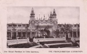 Franco-British Exhibition , LONDON , England , 00-10s ; Royal Pavilion in Eli...
