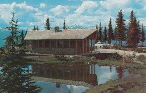 REVELSTOKE, BRITISH COLUMBIA, Canada, MT. REVELSTOKE NAT'L. PARK, 50-60s