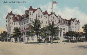 MIAMI , Florida , 00-10s ; Halcyon Hall