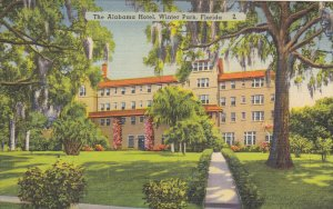 WINTER PARK , Florida , 30-40s ; Alabama Hotel