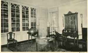 VA - Mount Vernon, The Library