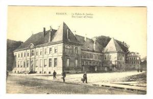 Verdun , France, 00-10s ; Le Palais de Justice