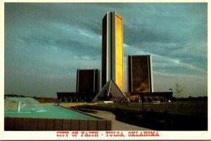 Oklahoma Tulsa Oral Robert's City Of Faith Hospital