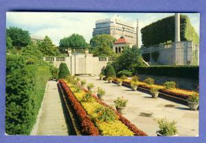 Niagara Falls, Ontario, Canada Postcard, Oake's Garden Theatre, Sheraton-Brock