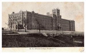 2458  NY Esopus  Mt.St.Alfonsus  College