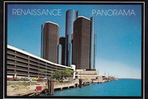 Renaissance Panorama Detroit Michigan