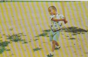 Baseball Little Little Leaguer Grandson Of Late John Paskell Sr Ohio