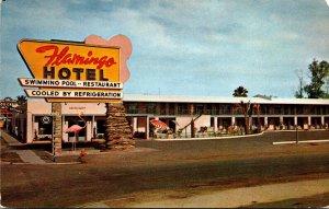 Arizona Phoenix The Flamingo Hotel