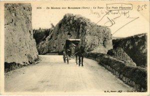 CPA De Morez aux Rousses, Le Turu FRANCE- (1044321)
