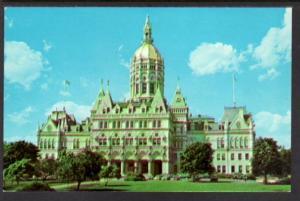 State Capitol,Hartford,CT Postcard