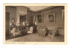 Interior, Le Petit Salon, Chateau De Coppet (Vaud), Switzerland, 1900-1910s