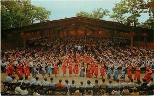 Interlochen Bowl MI~National Music Camp~Last Concert~1000+ Perform Liszt 1950
