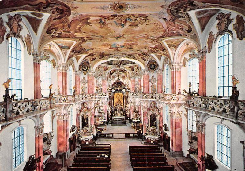 Basilika Birnau das Barockjuwel am Bodensee Basilica Interior