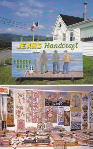 Jean's Handicraft , Petit Etang, Inverness Cty., Nova Scotia , Canada , 40-60s