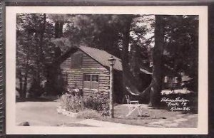 NH Keene Palmer Lodge Real Photo