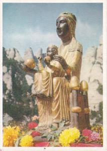 MONTSERRAT.-Santa Maria de Montserrat , 50-70s