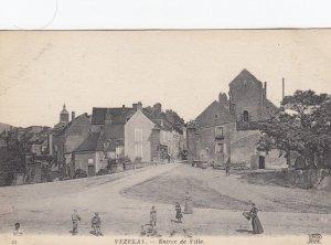 VEZELAY , Yonne, France, 00-10s ; Entree de Ville
