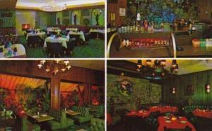 California Glendale Anthony's Red Vest Restaurant Interior Views