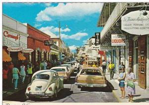 Dronningens Gade , St Thomas , US Virgin Islands , 50-70s