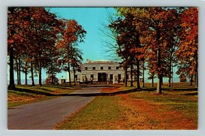 Fort Knox KY-Kentucky, United States Gold Depository, Chrome Postcard