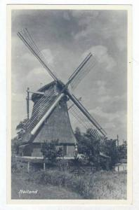 RP  Windmill, Holland , 30-40s