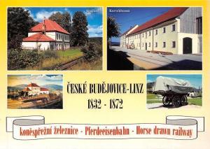 Czech R. Ceske Budejovice Linz, Kershbaum Bujanov Konesprezni Zeleznice