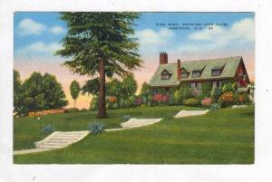 Zinn Park, Showing Axis Club, Anniston, Alabama, 1930-40s