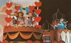 WALT DISNEY WORLD, Orlando, Florida, 1970s; It's A Small World Cruise