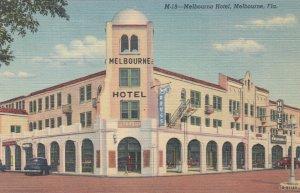 MELBOURNE , Florida , 1930-40s ; Melbourne Hotel