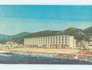 Pre-1980 HOTEL SCENE St. Thomas Us Virgin Islands USVI G9850