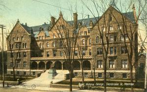Canada - Quebec, Montreal. Royal Victoria College