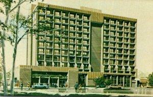 Texas Fort Worth Hilton Inn