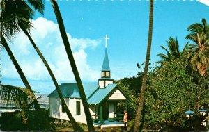 Hawaii Kahaluu St Peter's Church